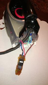 Philips Azur C4890 - Funkcja Automatyczne wyłączenie nie działa