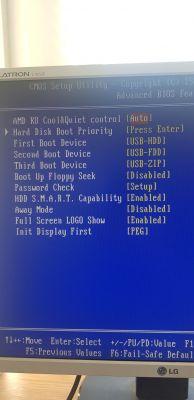 Komputer nie bootuje systemu