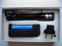 [Sprzedam] Laser zielony true 100mW - podpala zapałki, graweruje, AKU, ładowarka