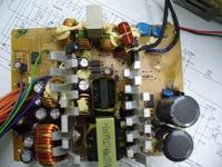 ENlight model: GPS-400AB C - uszkodzony mosfet W9NK90Z