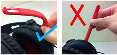 Problem - Nie dzia�aj�cy mikrofon przy s�uchawkach [USB]