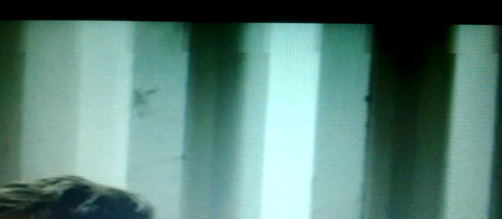 skacz�cy/zacinaj�cy si� pasek w g�rnej cz�cie ekranu