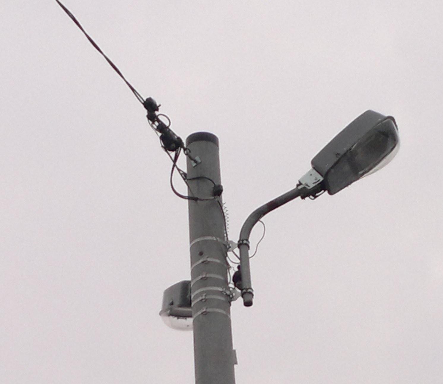 Podłączenie oddalonego słupa oświetleniowego czy
