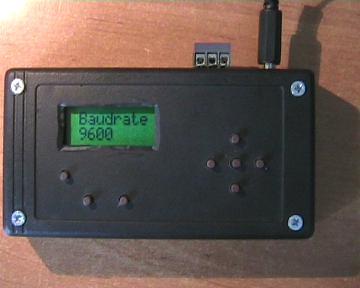 Sterownik PTZ kamer obrotowych