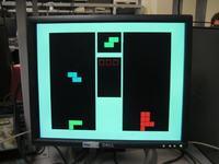 Tetris dla dwóch graczy