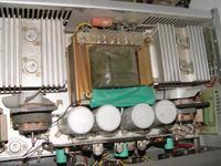 Meratronik p333- brak regulacji napięcia