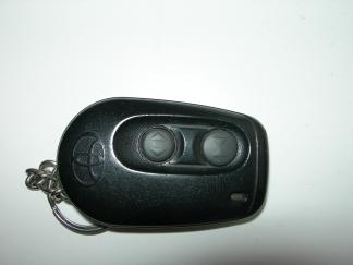 Problem z alarmem Toyota Rav4 99
