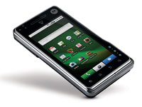 30 nowych modeli smartphone od Motorola w 2010 roku