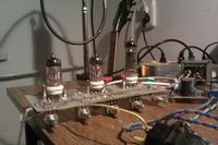 Lampowy wzmacniacz gitarowy 5W