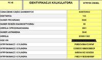 Renault Kangoo - Dopisanie wtryskiwaczy 1,5 dci