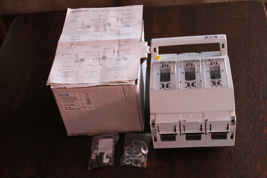 [Sprzedam] Sprzedam roz��cznik EATON LTS-250/1/3-R
