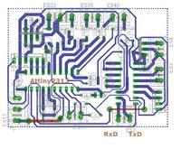 STM32+Attiny2313 - Nie mogą skomunikować się po RS232