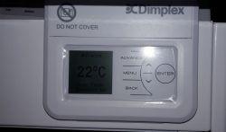 Piec akumulacyjny Dimplex XLE 100 - podłączenie
