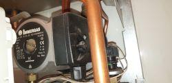 Pompa Immergas 15-50 - wyciek. Naprawa czy wymiana zaworu?