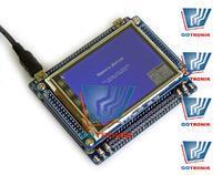 Mobilny dwukanałowy oscyloskop z wykorzystaniem układu FPGA