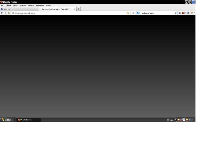 LG F1 - Firefox b��d Fast Dial 4.4.2