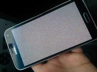 Samsung Galaxy S5 - Nieznana usterka LCD