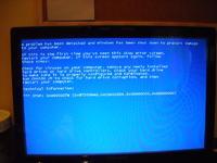 Lenovo Y530 Bluescreen crcdisk.sys error Vista brak pomys�w