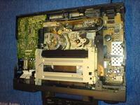 slv-e80 - zablokowana kaseta