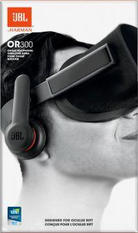 JBL OR100 i JBL OR300 to słuchawki dokanałowe i nauszne dedykowane goglom Oculus