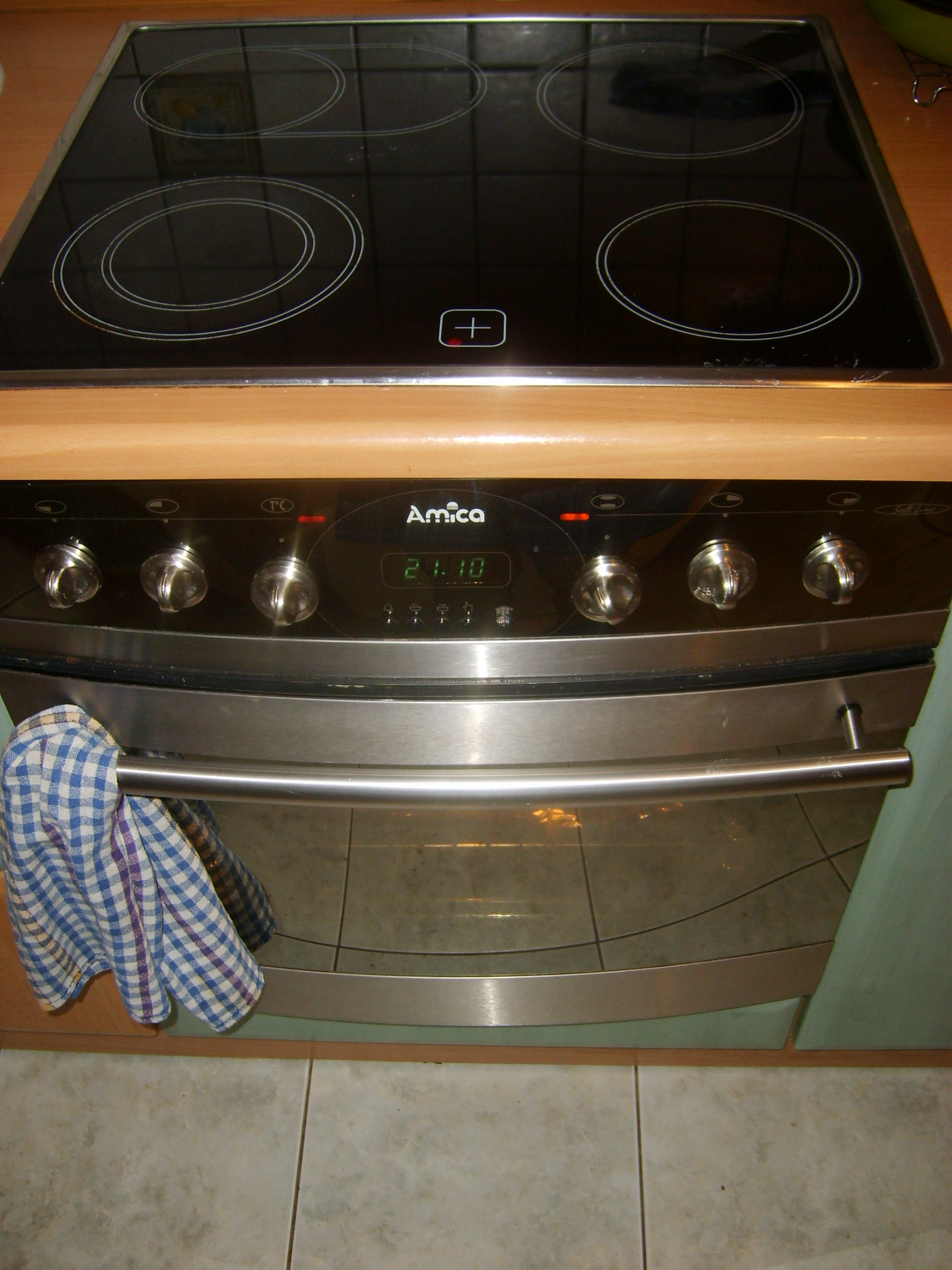 Szukam instrukcji do kuchni Amica SoftLine  zdjęcie , model nieznany