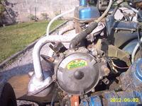 Najprostsza instalacja LPG dla silnika malucha.