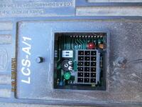 landi renzo LCS A/1  schema a interfejs