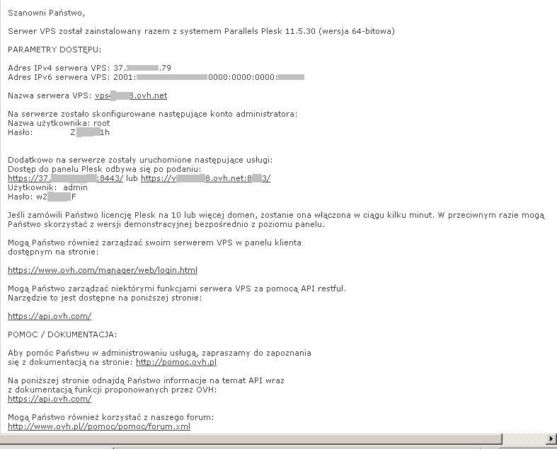 vps - Stawianie www od podstaw na serwerze VPS