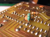 Tester podzespołów elektronicznych