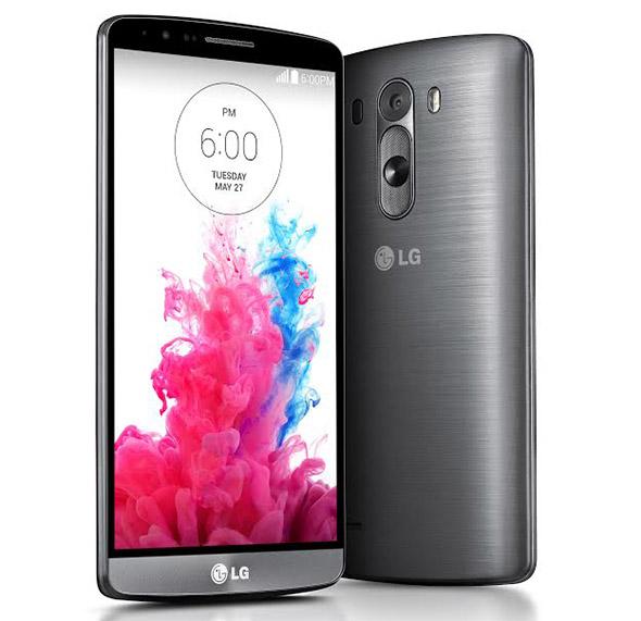 "LG G3 - flagowy smartfon z ekranem QHD 5,5"" i Snapdragonem 801 4�2,5 GHz"