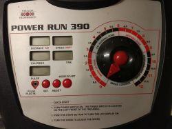 Bieżnia Energetics Power Run 390 nie startuje silnik