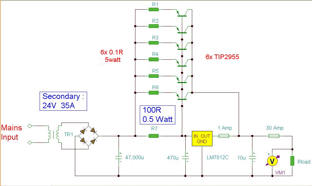 Как сделать драйвер для светодиода фото 974