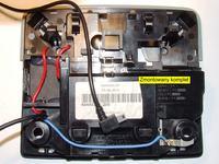 Honda Civic - Montaż zasilania do nawigacji GPS