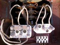 Podłączenie silnika 11kW z falownikiem