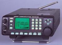 AOR AR8600 Mark2 Instrukcja francais