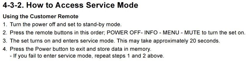 SAMSUNG UE37D5500 - Nie działają gniazda HDMI, PC i scart