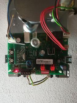 Uniwersalne radio Nice SMX2R a hormann promatic 2