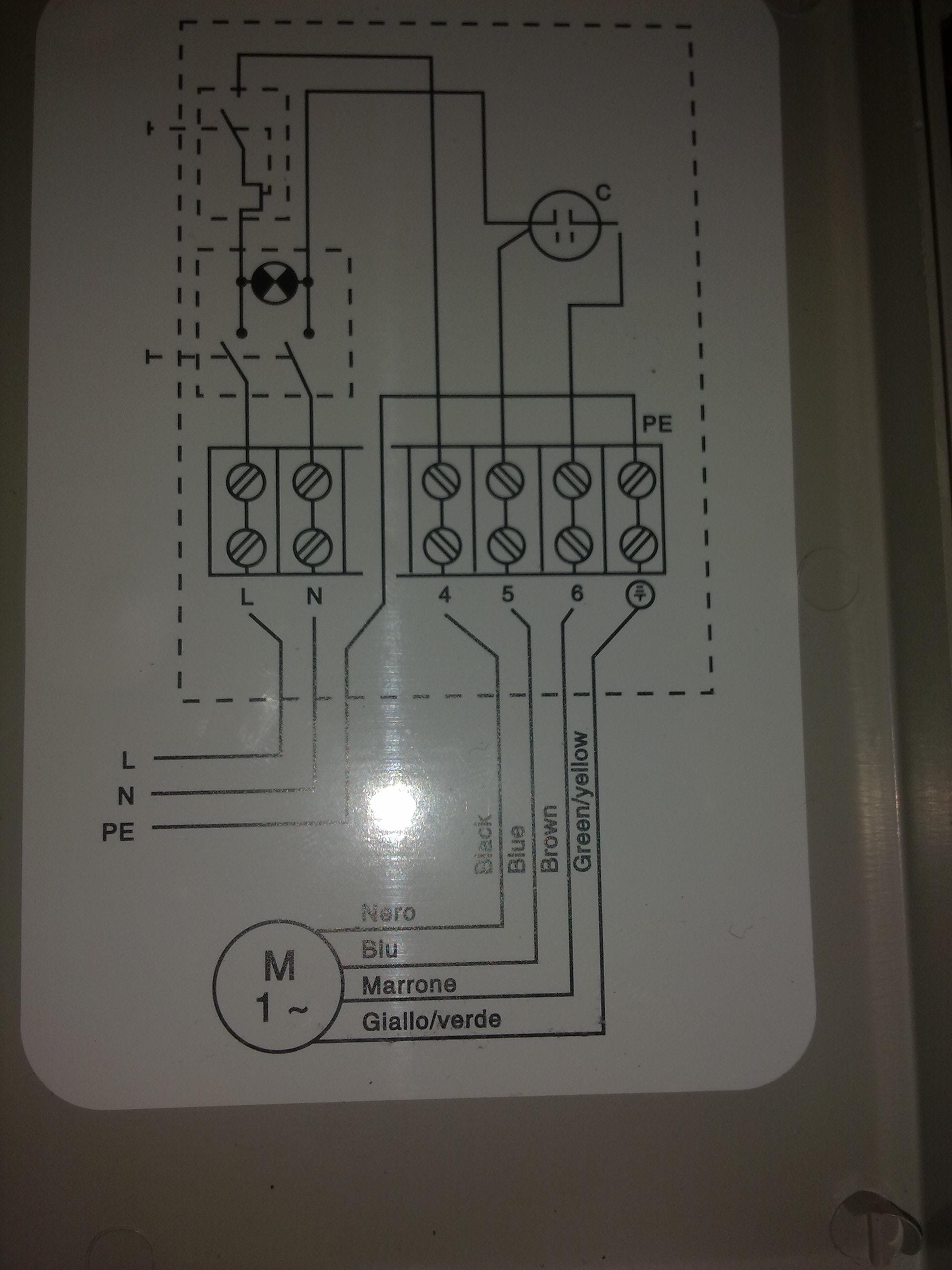 Podłączenie elektryczne pompy ciepła