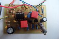 DIY - Tube Screamer - nie działający prawidłowo układ
