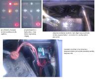 Reno Clio II '03 - Nie uruchamia się rozrusznik błedy na kontrolkach aku...