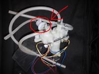 Krups XP7220 - Wybuch pary po parzeniu. Powracający błąd 07.