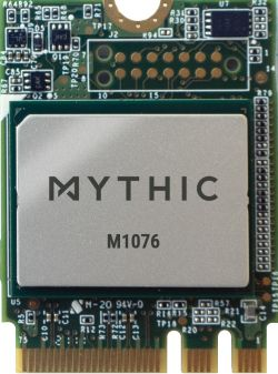 Mythic zmienia rozmiar swoich układów AI