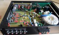 Wzmacniacz (LM3886, preamp OPA2134 + wejście Bluetooth)