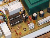 Wzmacniacz 2x50W MOSFET HOLTON + sterownik ATTiny2313