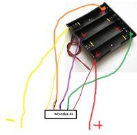 imax b6 - Schemat połączenia ogniw li-ion 4s Imax b6 jak