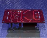 Prośba o utworzenie widoku płytki w 3D.
