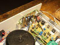 Wzmacniacz lampowy 2 x ECL86 + EM84