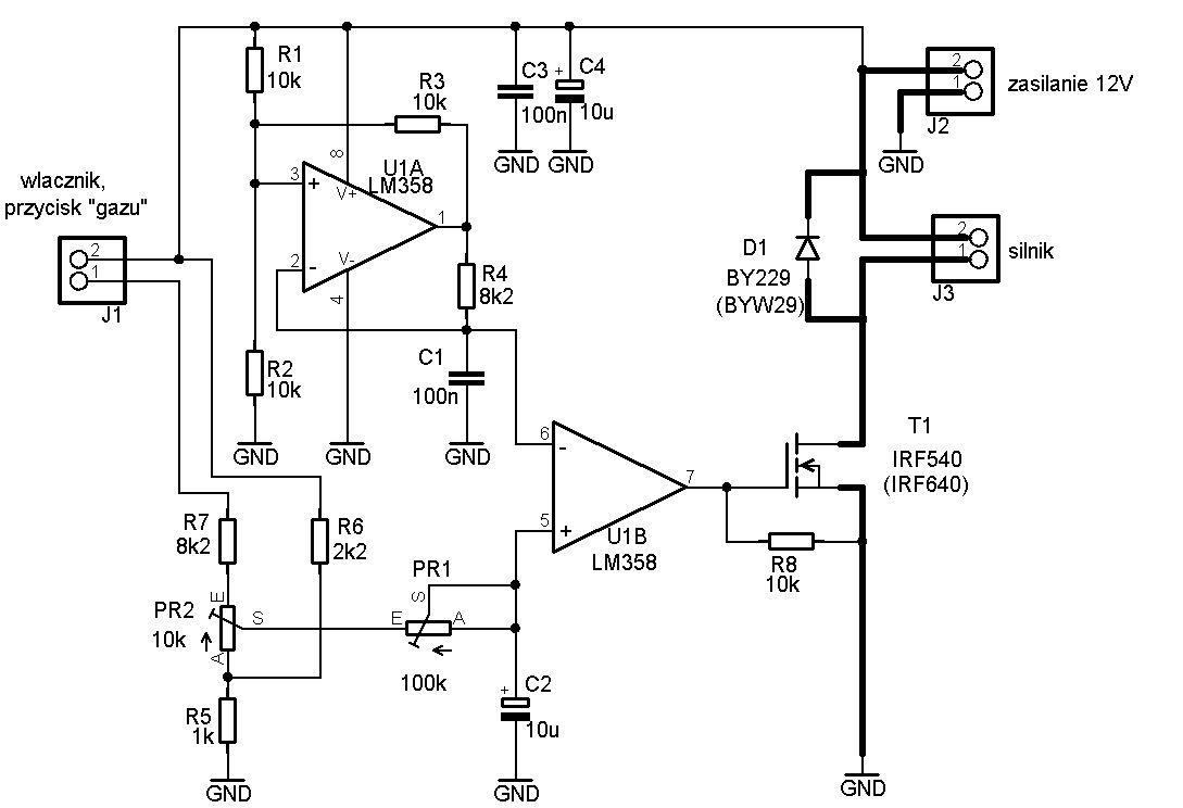 regulator obrot u00f3w do silnika 6v dc