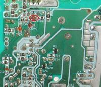 Be Quiet model: BQT E5-700W uszkodzone: D41, C45 i dioda Zenera ZD1?