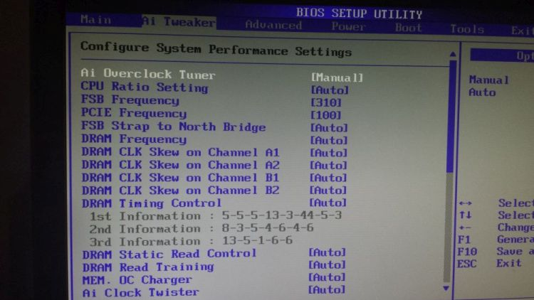 Podkr�canie Q6600 - Podkr�cenie procka na moim PC